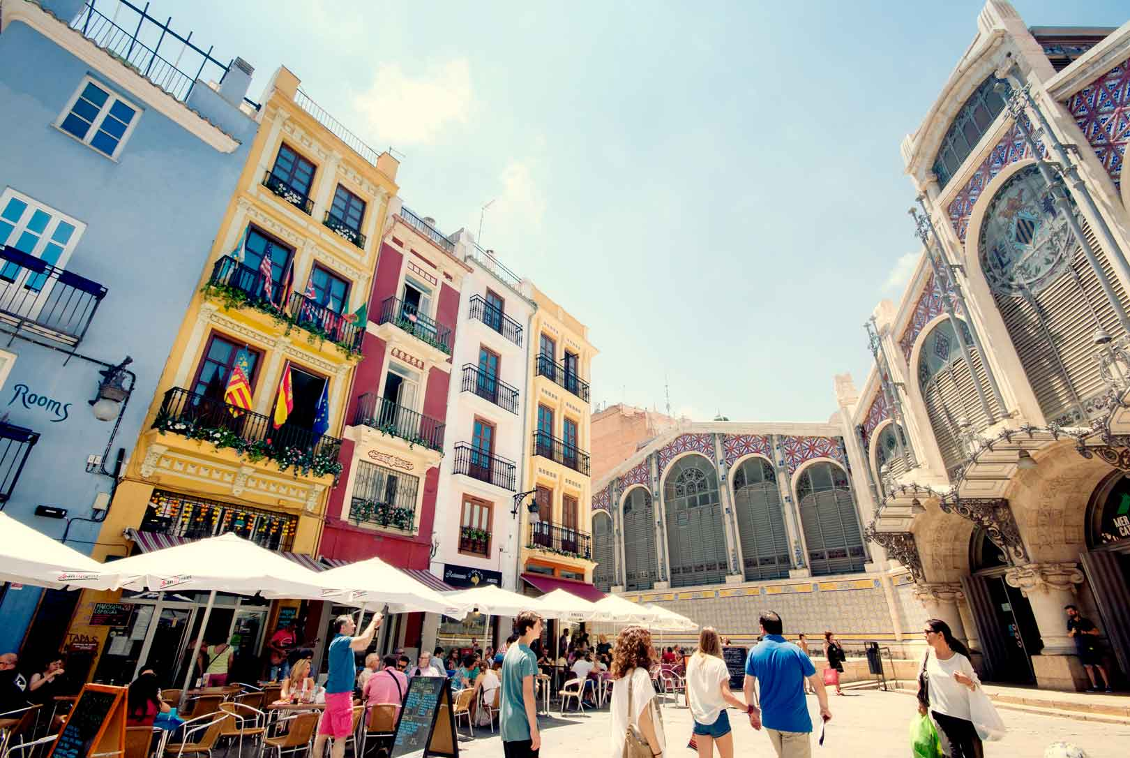 Top 5 activities in the region of Valencia